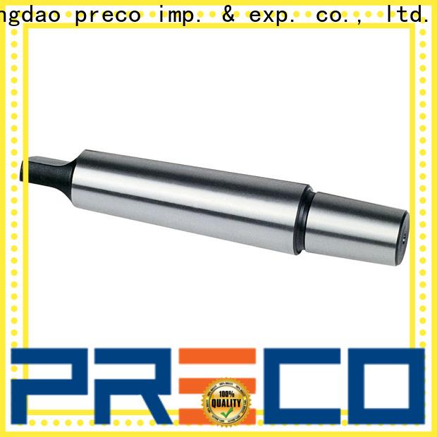 PRECO latest drill chuck arbor for machine