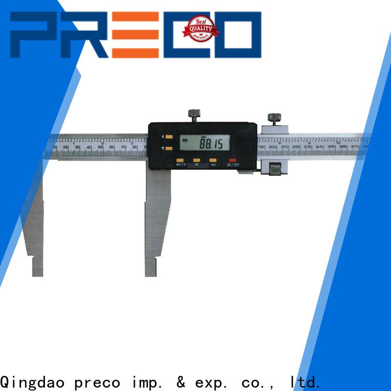 PRECO Durable digital dial caliper supply for warehouse
