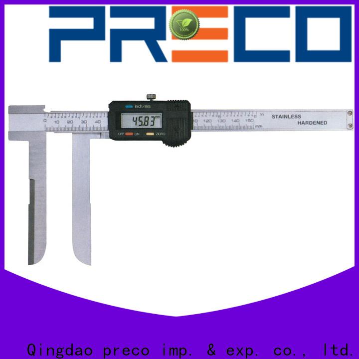 PRECO fine measuring instruments for warehouse