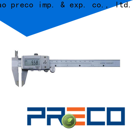 PRECO digital caliper tool for workshop