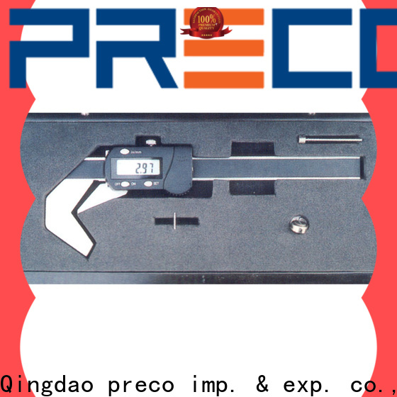 PRECO Durable digital measuring calipers for business for warehouse