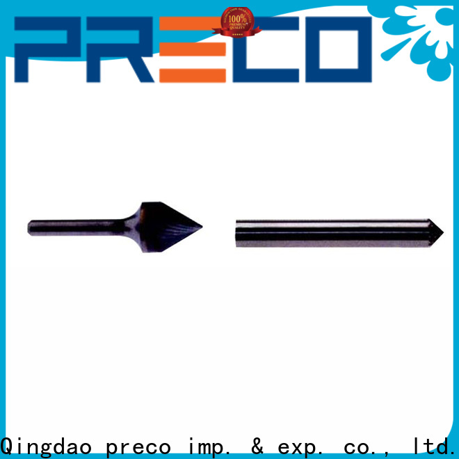 PRECO j60 dremel carbide burr set suppliers for cutting metal