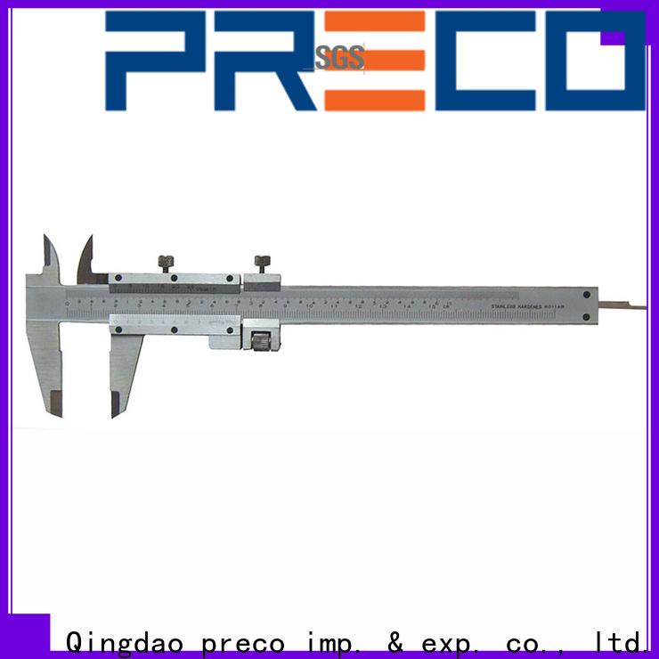 high-quality vernier caliper tool monoblock for depth measurements