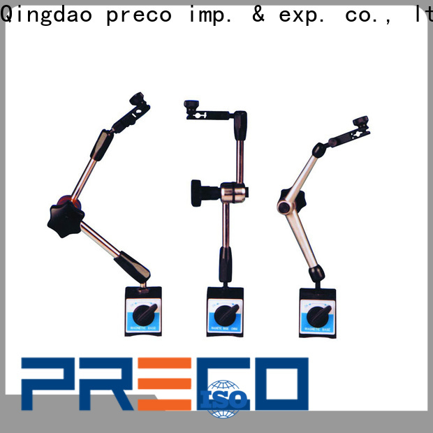 PRECO system magnetic indicator base manufacturers for dial indicators