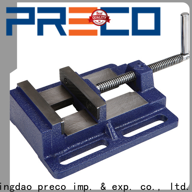PRECO top drill press vice factory for factory