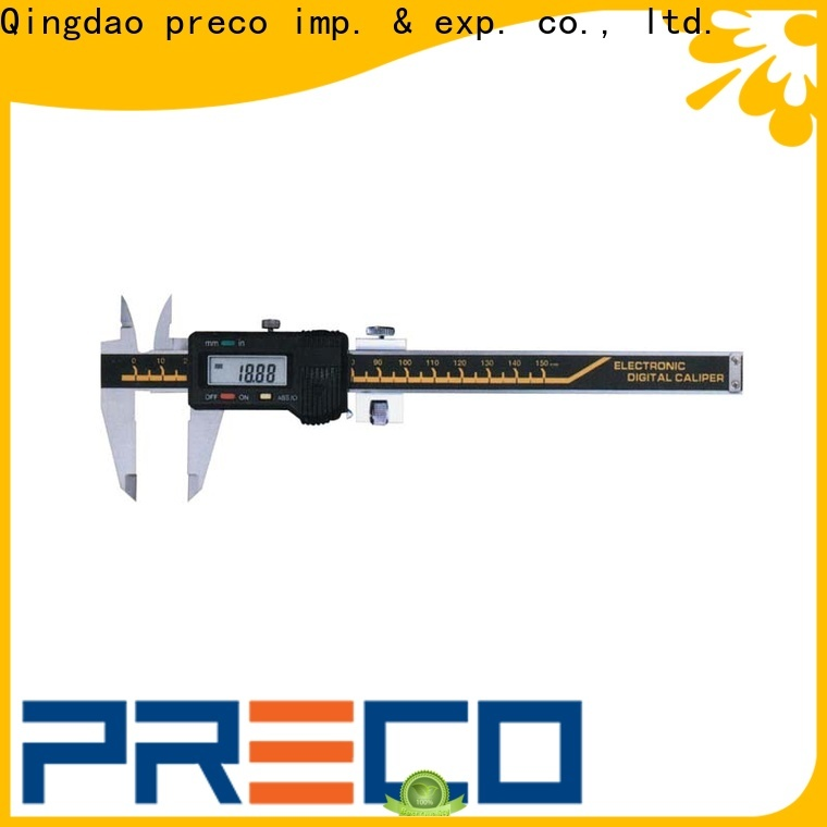PRECO 3key measuring instruments manufacturers for warehouse