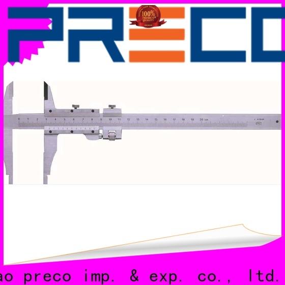 PRECO caliper vernier caliper gauge custom made for depth measurements