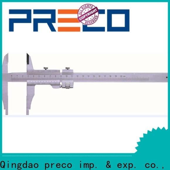 PRECO clamp vernier measurement supply for outside