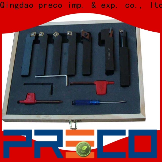 PRECO latest turning tool sets manufacturers for wooding working