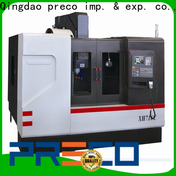 PRECO machining cnc machining center China manufacturer for machine center