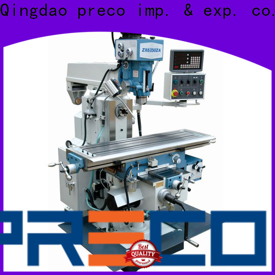 PRECO milling horizontal milling machine online for metal