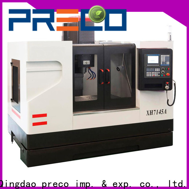hot-sale vertical cnc milling machine center with low price for automotive industry