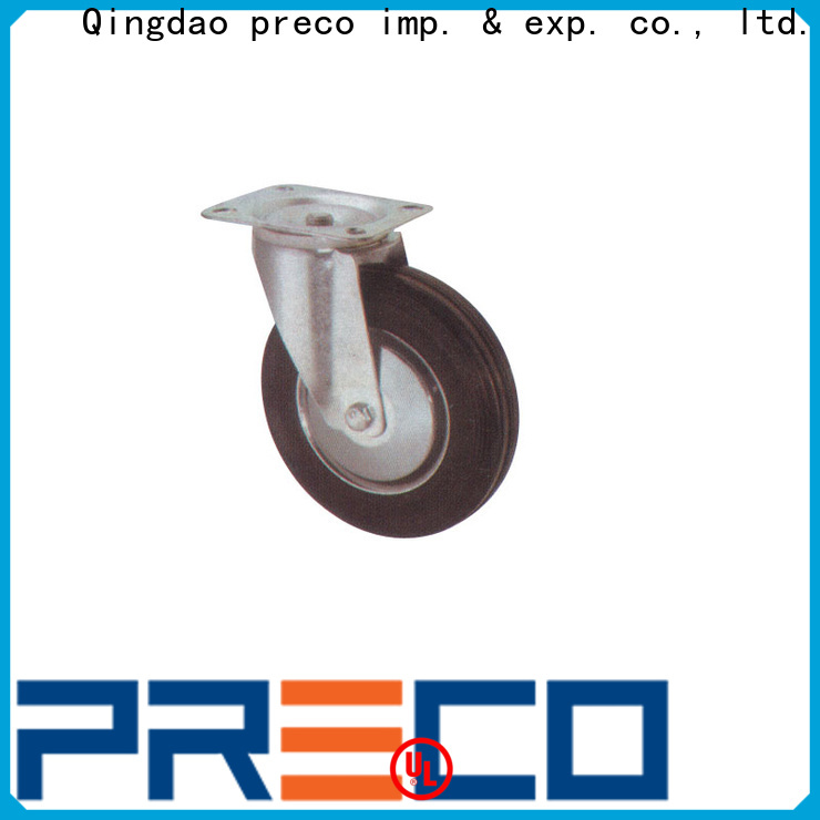 PRECO wheels heavy duty swivel casters manufacturer for car