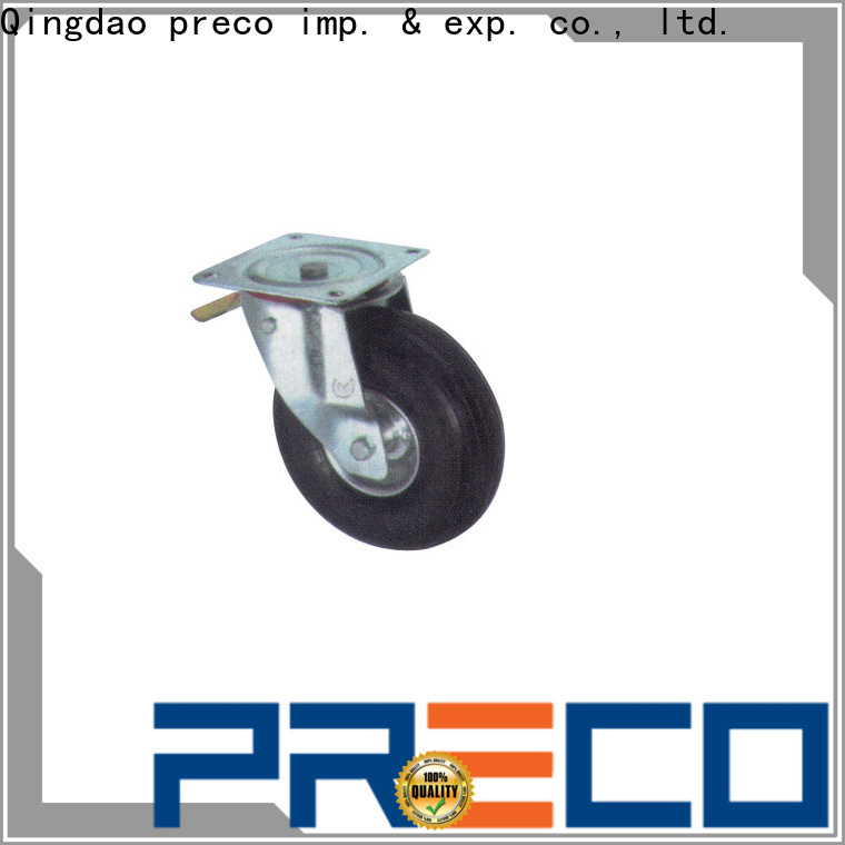 PRECO casters and wheels factory for car