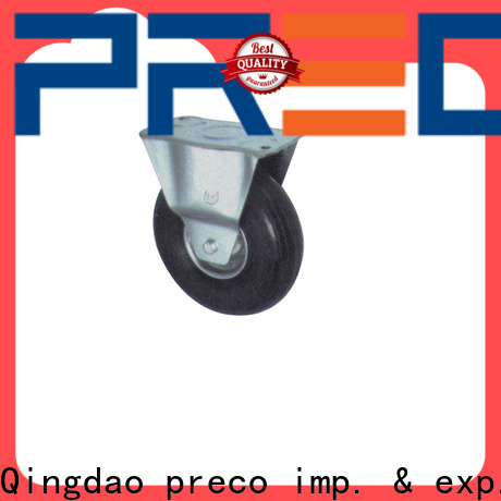PRECO wholesale heavy duty wheels chinese manufacturer For Hospital