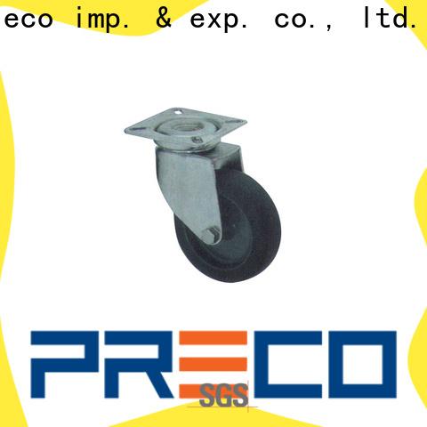 PRECO cast swivel casters company For Furniture Wheels