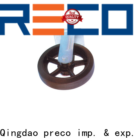 PRECO best steel caster wheels quick transaction For Hospital