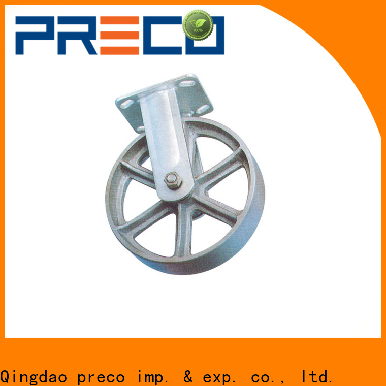 safety trolley wheels nylon manufacturer For Furniture Wheels