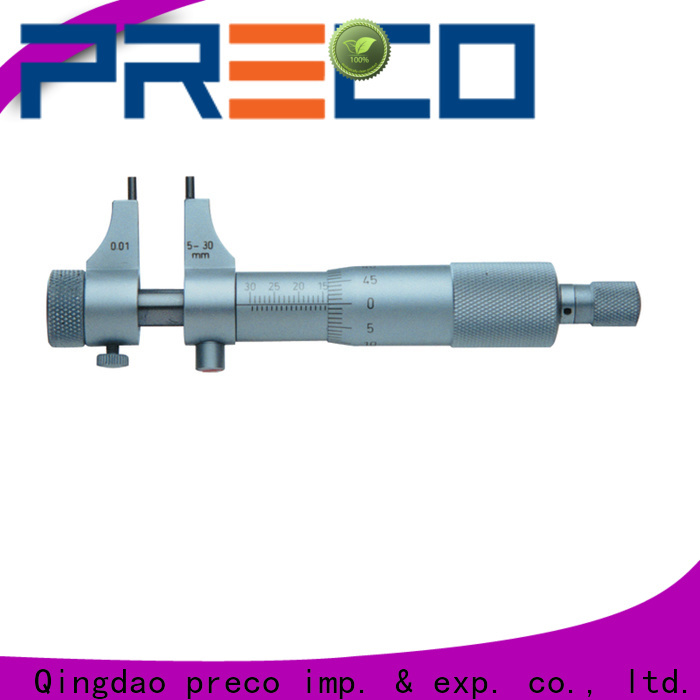 PRECO new 1 micrometer manufacturers engineering