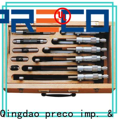 PRECO Cheap spline micrometer quick transaction