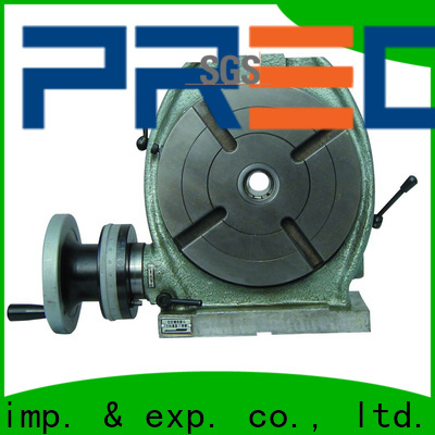 custom mill rotary table table suppliers for milling machine
