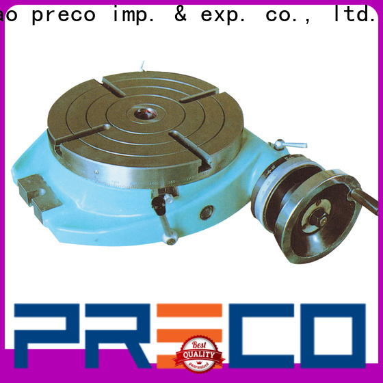 PRECO tables vertical rotary table wholesale for water drill