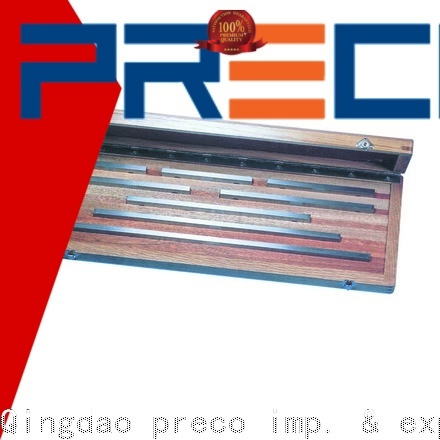 PRECO gauge ceramic gauge blocks for workshop