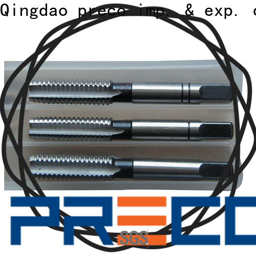PRECO pipe thread tap factory for factory