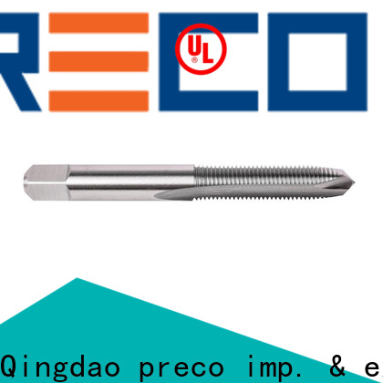 PRECO thread tap set suppliers for workshop