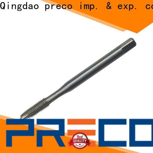 PRECO what is a hand tap manufacturers for machine