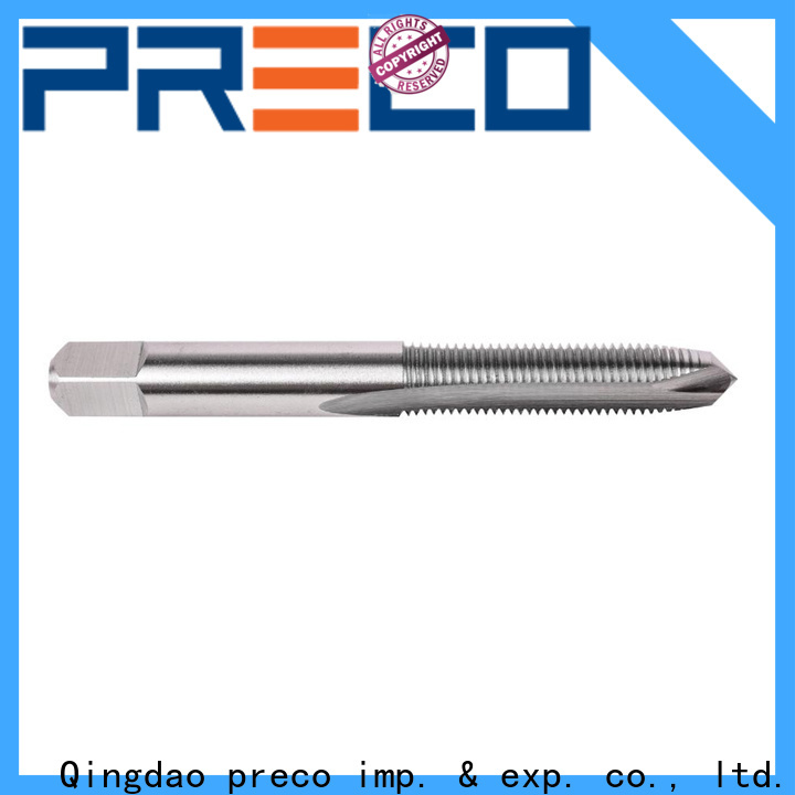 PRECO wholesale taper hand tap manufacturers for machine