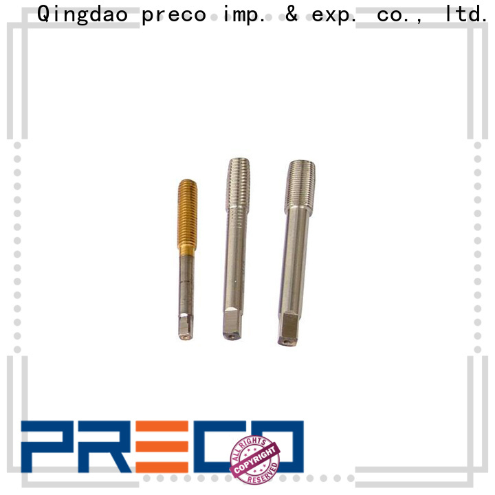 PRECO tapping screw threads suppliers for metal