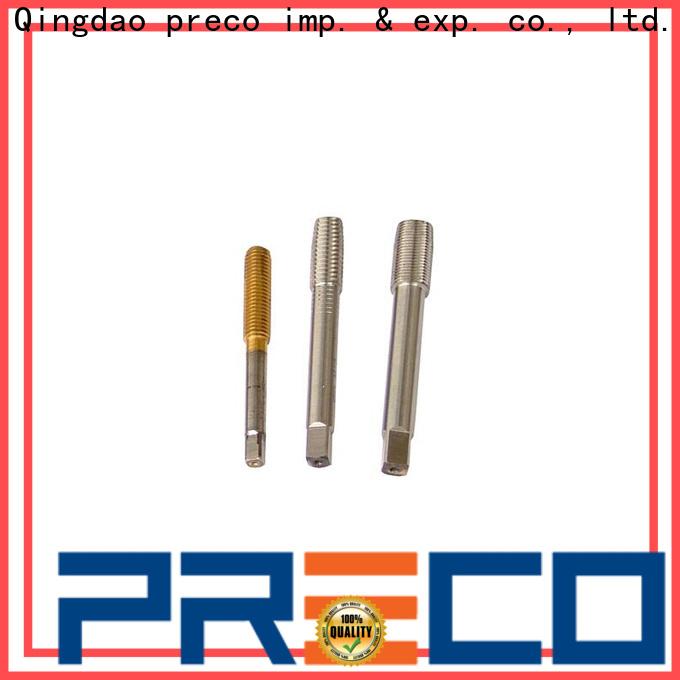 PRECO wood threader & tap die set factory for workshop