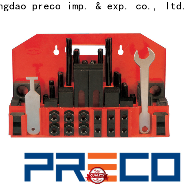 PRECO latest machinist clamping kit for measuring