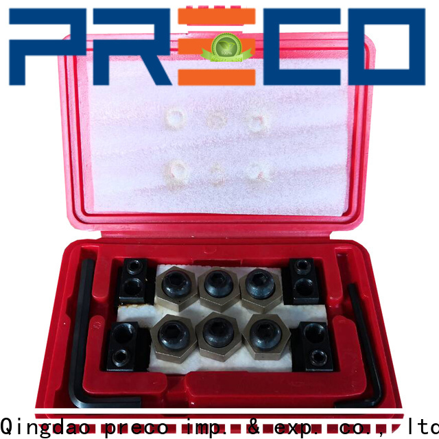 PRECO kits t slot clamping kit for measuring