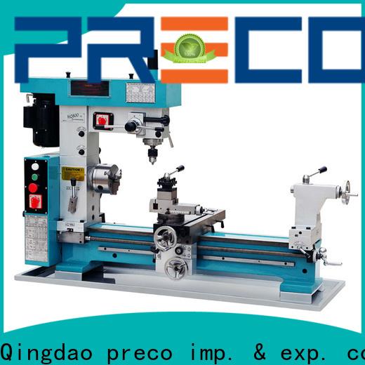 PRECO machine set for occupation training