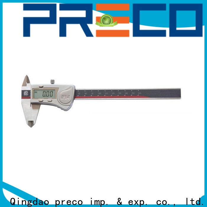 PRECO electronic digital calipers supply for workshop