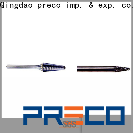PRECO highly recommend solid carbide boring bars supply for work piece drilling