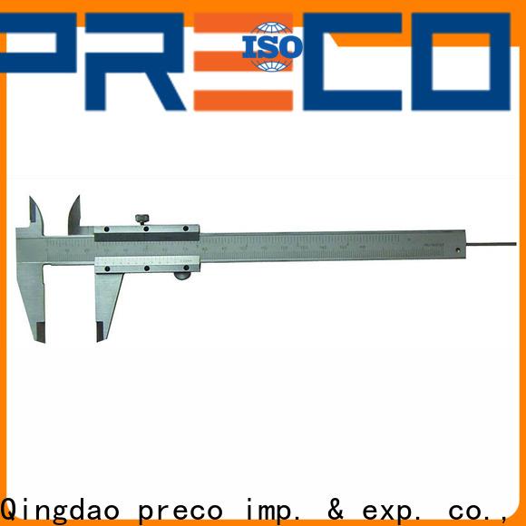 PRECO fine vernier calipers for outside
