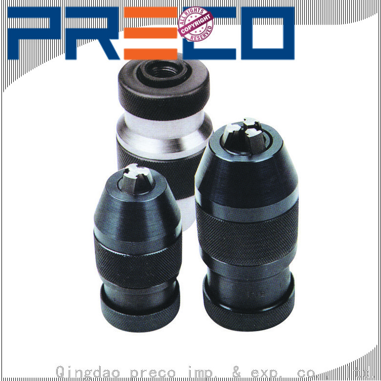 PRECO trustworthy keyless drill chuck trader for lathe