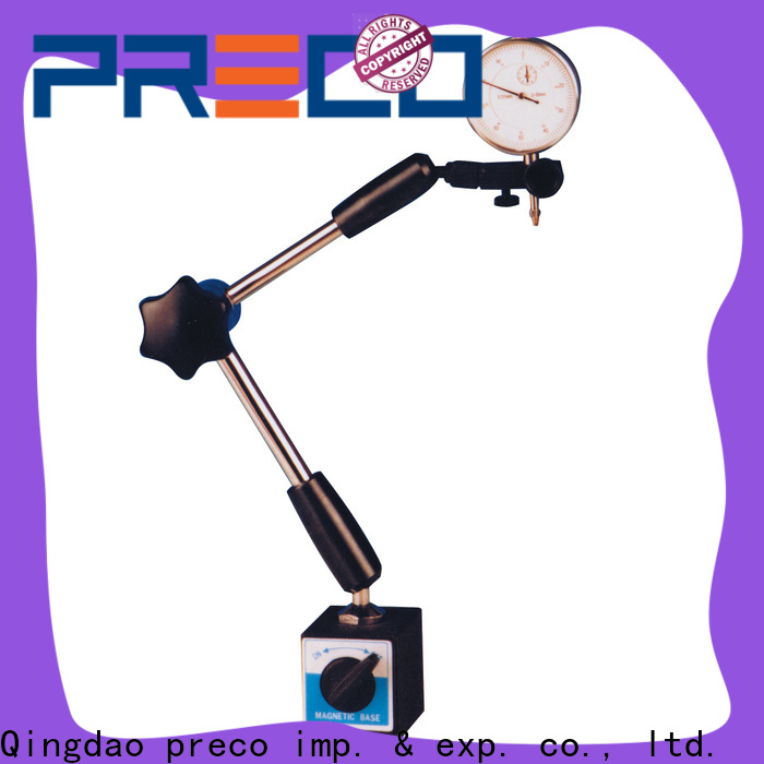 PRECO best magnetic dial stand source now for dial test indicators