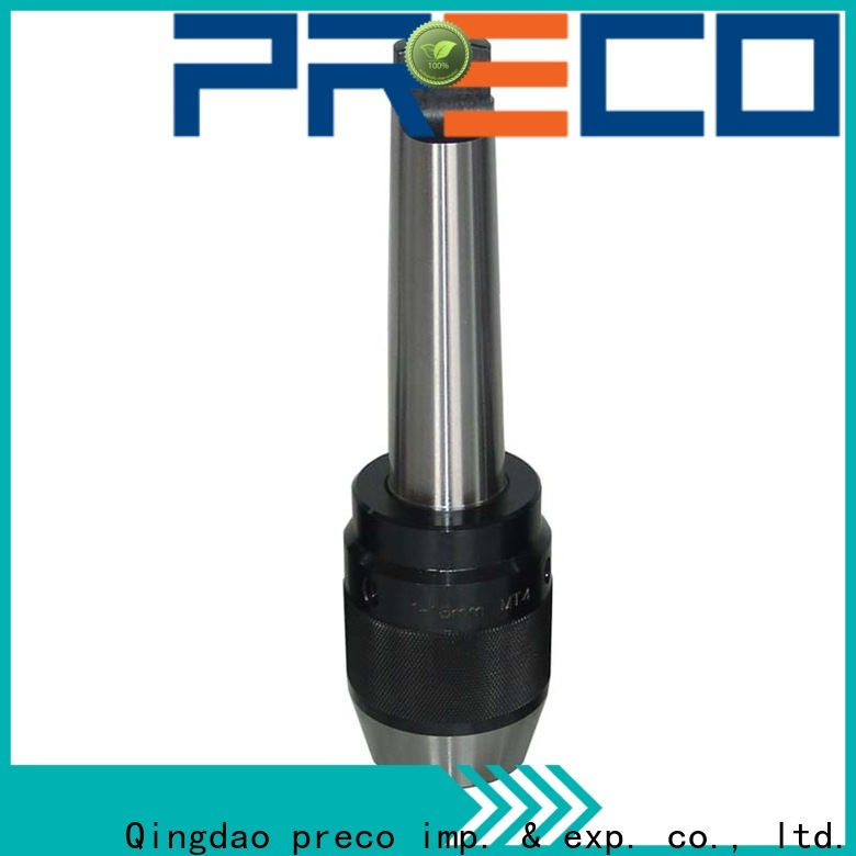 PRECO custom keyless drill chucks supply for machine