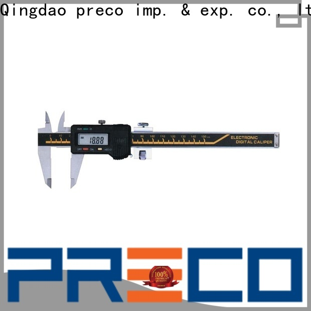 PRECO caliper digital measuring calipers source now for workshop