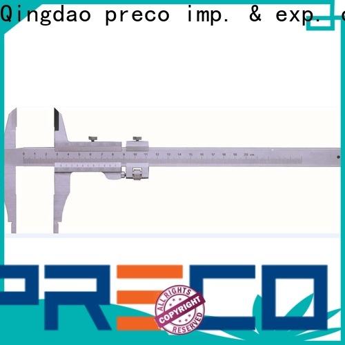 PRECO custom vernier measuring tool company for car