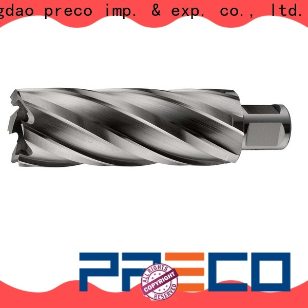 PRECO wholesale jancy slugger annular cutter international market for workpieces