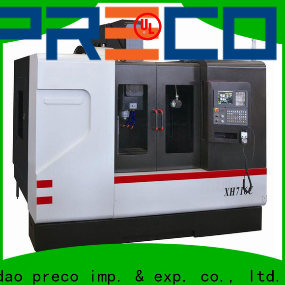 new cnc mill machine China manufacturer for automotive industry