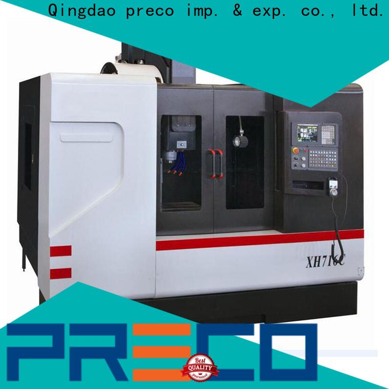 PRECO milling cnc lathe machine China manufacturer