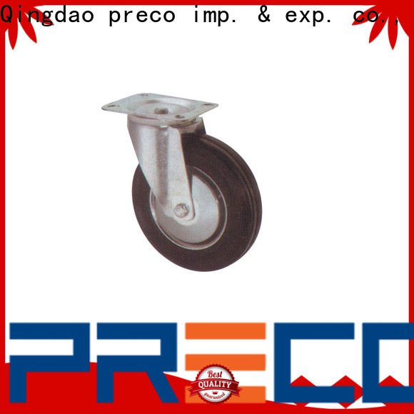 PRECO high-quality rubber wheels manufacturer for Scaffold