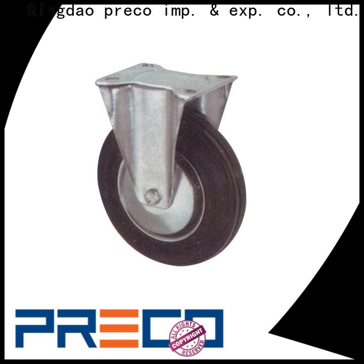 PRECO custom steel caster wheels suppliers For Furniture Wheels