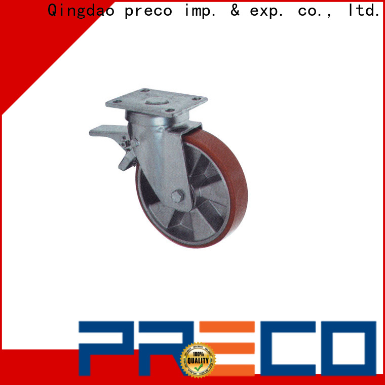 PRECO swivel industrial wheels China Factory for car